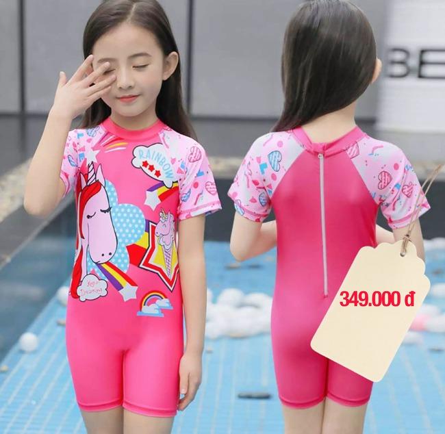 Con nhà Đặng Thu Thảo, Lan Khuê đều mặc đồ bơi kiểu này, giá đang giảm cực tốt các mẹ mua ngay kẻo vào hè không còn giá này - Ảnh 26.