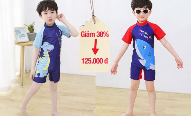Cả con nhà Đặng Thu Thảo, Lan Khuê đều mặc đồ bơi kiểu này, giá đang giảm cực tốt các mẹ mua ngay kẻo vào hè không còn giá này - Ảnh 12.