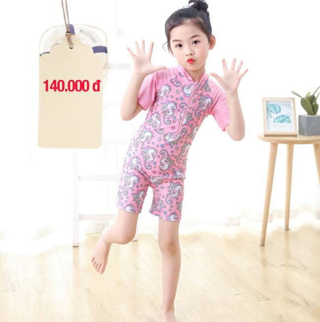 Con nhà Đặng Thu Thảo, Lan Khuê đều mặc đồ bơi kiểu này, giá đang giảm cực tốt các mẹ mua ngay kẻo vào hè không còn giá này - Ảnh 22.