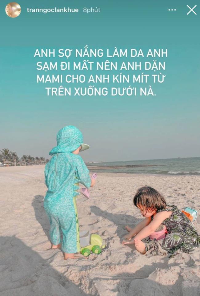 Cả con nhà Đặng Thu Thảo, Lan Khuê đều mặc đồ bơi kiểu này, giá đang giảm cực tốt các mẹ mua ngay kẻo vào hè không còn giá này - Ảnh 2.