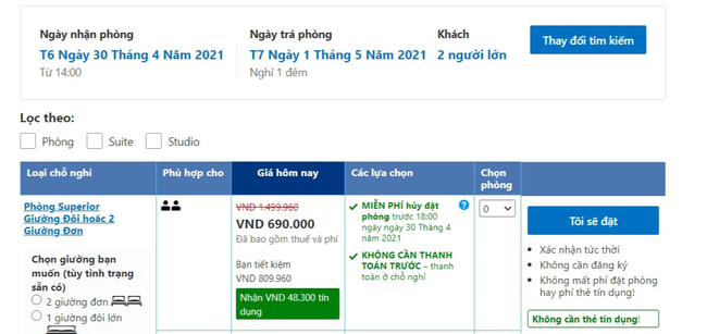 4 khách sạn có giá dưới 700.000 đồng cho cặp vợ chồng trẻ du lịch dịp nghỉ lễ 30/4 - 1/5 tại Nha Trang - Ảnh 2.