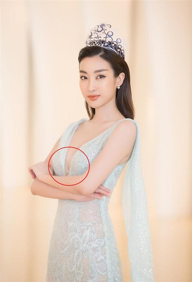 Vợ Phan Mạnh Quỳnh lộ ngay miếng lót ngực trong bộ váy cưới: Lỗi vặt vãnh mà rất nhiều cô dâu hay sao Việt rất hay mắc phải - Ảnh 9.