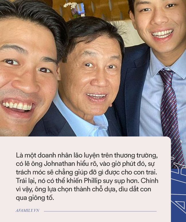 Bố chồng Tăng Thanh Hà: Đại gia ngàn tỷ đồng, bận rộn bù đầu nhưng vẫn hết mực quan tâm, dìu dắt các con theo cách ấm áp không ngờ - Ảnh 5.