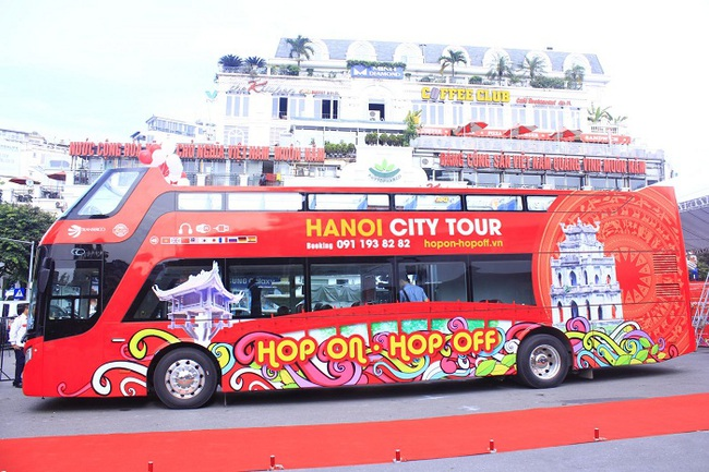 """Mẹ trẻ Hà Nội chia sẻ hành trình đưa con đi trải nghiệm xe buýt 2 tầng: Quá lung linh, diệu kỳ, con liên tục reo lên: """"Ôi mẹ ơi mẹ đẹp chưa kìa"""" - Ảnh 2."""
