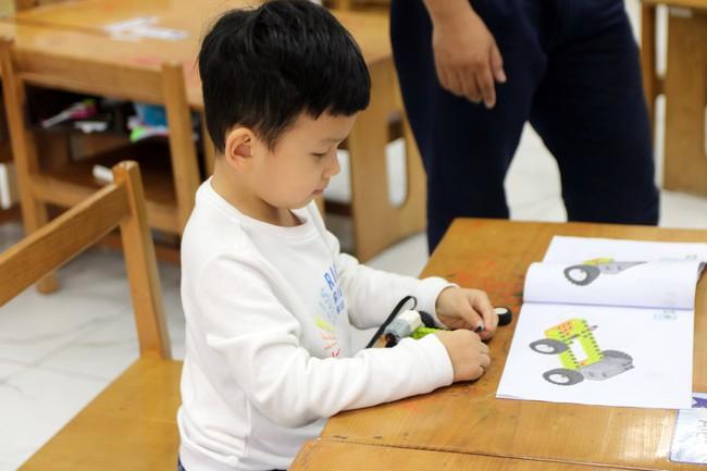 Gần 300 phụ huynh, học sinh tham gia sự kiện Big Open Day 2021 của trường Quốc tế Nhật Bản - Ảnh 10.