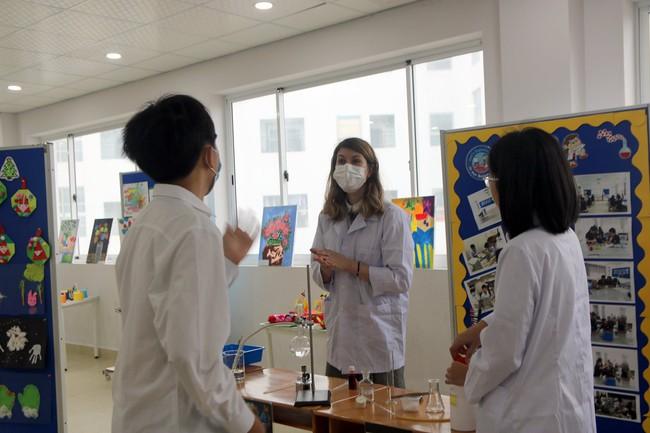 Gần 300 phụ huynh, học sinh tham gia sự kiện Big Open Day 2021 của trường Quốc tế Nhật Bản - Ảnh 11.