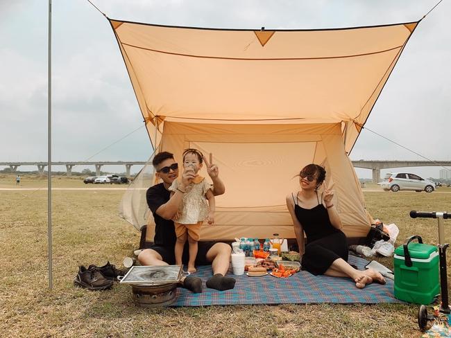 Ngày Giỗ tổ Hùng Vương được nghỉ 1 ngày nhưng khắp cõi mạng nhà nhà vẫn đi cắm trại nhìn mà thích mê - Ảnh 6.