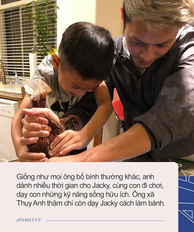 Cô gái khiến Ngô Kiến Huy lao đao năm ấy: Tìm được hạnh phúc sau nhiều năm, cách vợ chồng đối xử với con riêng đáng khâm phục - Ảnh 5.