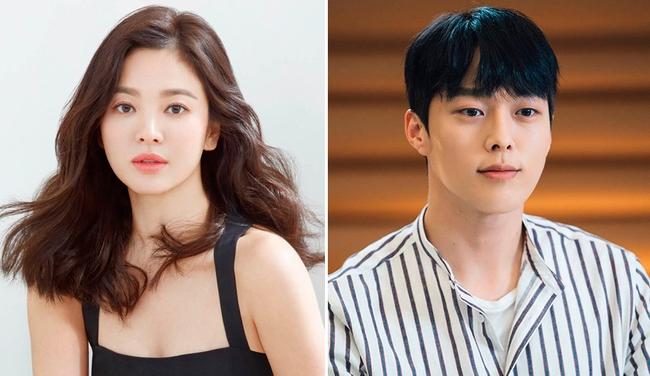 Ảnh chất lượng thấp nhưng nhan sắc Song Hye Kyo chất lượng cao: Làn da toả sáng, nổi bật tại hậu trường phim mới - Ảnh 5.