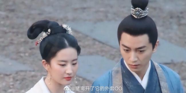Đang quay phim cùng Trần Hiểu mà Lưu Diệc Phi lộ ảnh chấn thương đến mức phải châm cứu cột sống cổ  - Ảnh 7.