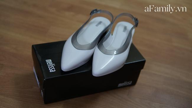 Đầu tư đôi giày cao gót thơm hơn 2 triệu, ai kêu phí chứ mình thấy hoàn toàn xứng đáng! - Ảnh 1.