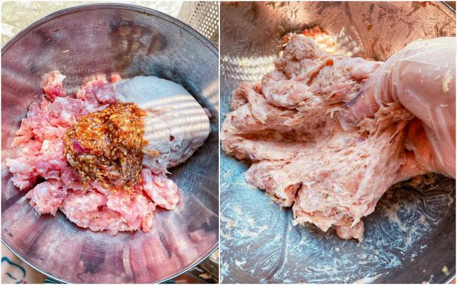 Chẳng cần ra ngoài hàng, chị em vẫn có thể làm món nem lụi siêu ngon bằng nồi chiên không dầu  - Ảnh 2.