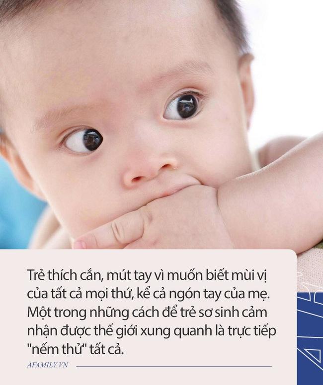 5 hành động này của trẻ khiến mẹ tức nổ đom đóm mắt nhưng thực chất lại là biểu hiện sự yêu thương của trẻ - Ảnh 1.