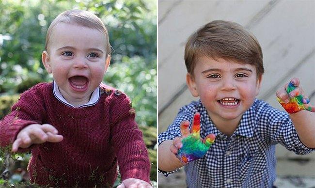 """Bức ảnh mới của Hoàng tử Louis nhân dịp sinh nhật tròn 3 tuổi """"gây bão"""" MXH với chi tiết xúc động, cho thấy sự tinh tế của Công nương Kate - Ảnh 3."""