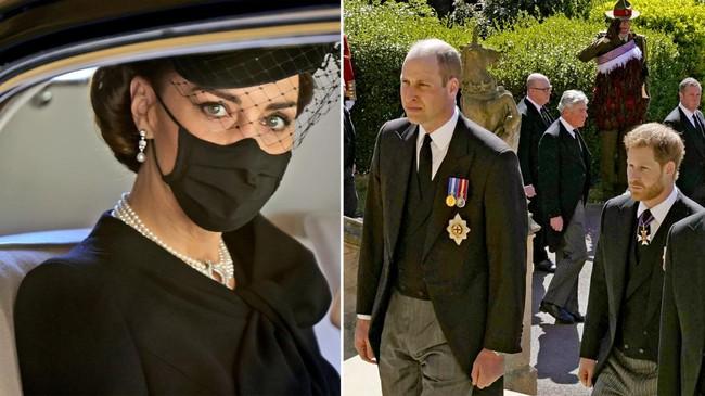 Hoàng gia Anh tạm dừng việc hòa giải ngay sau khi Harry về Mỹ vì một loạt động thái phản bội của nhà Sussex - Ảnh 3.