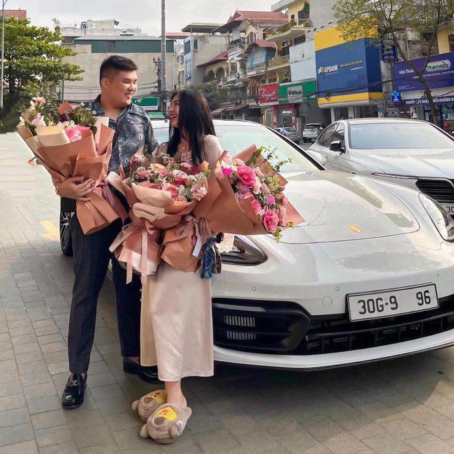 Sau khi ăn hỏi, cô dâu được chồng sắp cưới tặng xe sang trước ngày lên xe hoa, biết giá trị món quà ai cũng phải trầm trồ! - Ảnh 3.