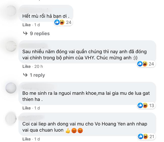 """Dân mạng công kích nam diễn viên được cho là người đóng vai """"bệnh nhân mù"""" trong video clip Võ Hoàng Yên chữa bệnh - Ảnh 1."""