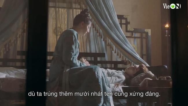 Trường Ca Hành: Ngô Lỗi bị sát hại trước mặt Địch Lệ Nhiệt Ba, nhà gái khóc hết nước mắt nhưng vẫn xinh - Ảnh 4.