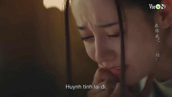 Trường Ca Hành: Ngô Lỗi bị sát hại trước mặt Địch Lệ Nhiệt Ba, nhà gái khóc hết nước mắt nhưng vẫn xinh - Ảnh 2.