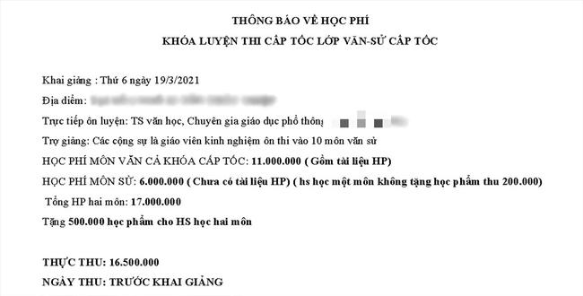 Cuộc đua giành vé vào lớp 10 công lập: Phụ huynh Hà Nội sẵn sàng chi tiền triệu cho 1 buổi học, học sinh TP. HCM tăng tốc luyện thi tiếng Anh vì quy định tính điểm mới - Ảnh 2.