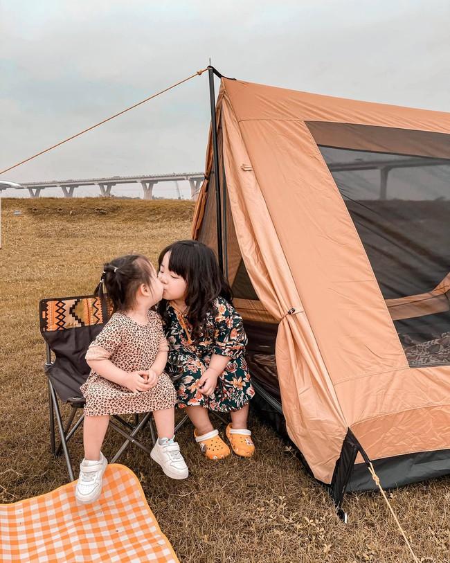 """Trào lưu cắm trại cùng con đang """"hot"""" rần rần: Lưu ngay những địa điểm lý tưởng cho bé đi camping dịp lễ 30/4-1/5 ở Hà Nội và TP. Hồ Chí Minh - Ảnh 11."""
