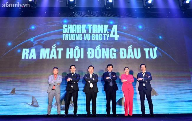 """Ra mắt 6 """"cá mập"""" đầy quyền lực trong Shark Tank mùa 4, nữ doanh nhân duy nhất trong hội đồng đầu tư phủ nhận chuyện """"lên Shark Tank không cần lợi nhuận"""" - Ảnh 1."""