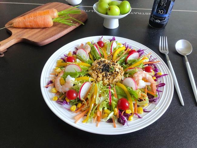 Mùa hè chỉ cần ăn món salad này thường xuyên đảm bảo da đẹp dáng xinh - Ảnh 12.