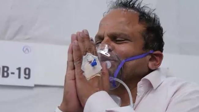"""Tiếng cầu cứu tuyệt vọng giữa """"tâm chấn"""" từ bác sĩ và người dân Ấn Độ: 2 tuần nữa mới là địa ngục thật sự, làm ơn hãy gửi oxy đến ! - Ảnh 2."""