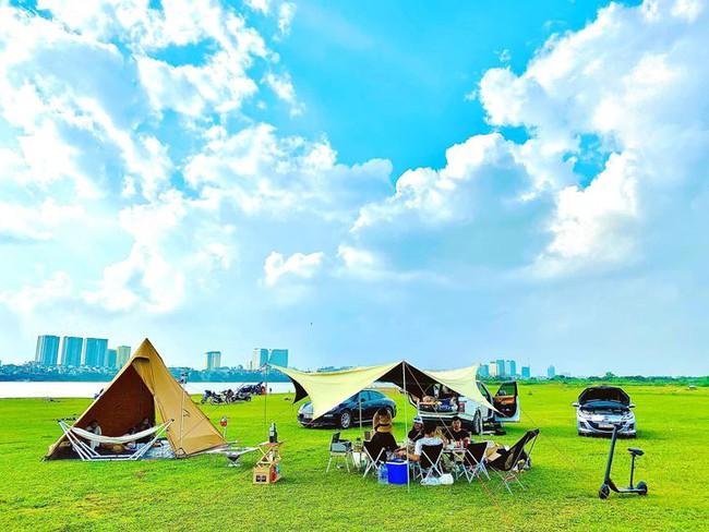 """Trào lưu cắm trại cùng con đang """"hot"""" rần rần: Lưu ngay những địa điểm lý tưởng cho bé đi camping dịp lễ 30/4-1/5 ở Hà Nội và TP. Hồ Chí Minh - Ảnh 12."""