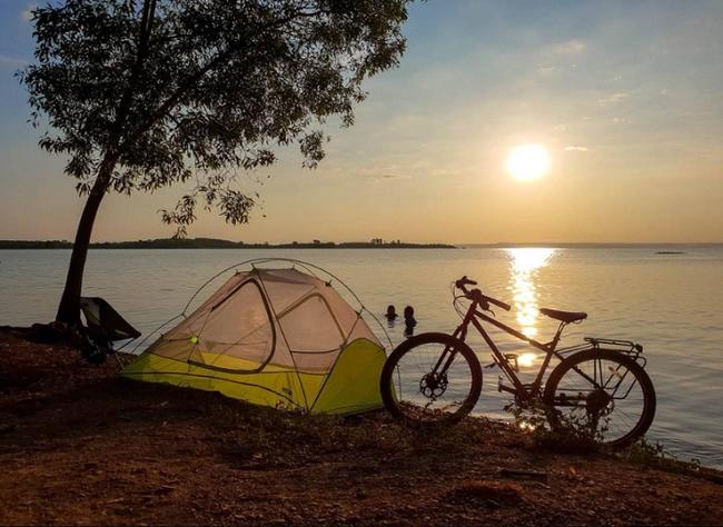 """Trào lưu cắm trại cùng con đang """"hot"""" rần rần: Lưu ngay những địa điểm lý tưởng cho bé đi camping dịp lễ 30/4-1/5 ở Hà Nội và TP. Hồ Chí Minh - Ảnh 22."""