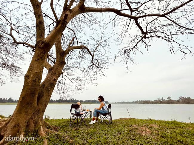 """Trào lưu cắm trại cùng con đang """"hot"""" rần rần: Lưu ngay những địa điểm lý tưởng cho bé đi camping dịp lễ 30/4-1/5 ở Hà Nội và TP. Hồ Chí Minh - Ảnh 3."""