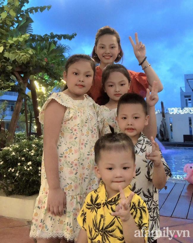 Mẹ trẻ 27 tuổi đẻ 5 con san sát: Áp lực đủ đường, đau bụng mà không dám đi đẻ vì còn sốt ruột con ốm ở nhà - Ảnh 2.