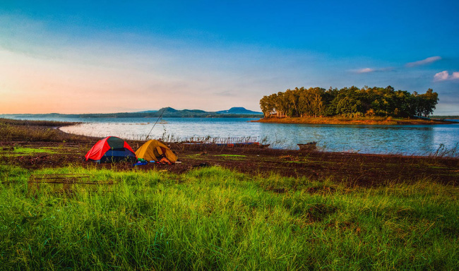 """Trào lưu cắm trại cùng con đang """"hot"""" rần rần: Lưu ngay những địa điểm lý tưởng cho bé đi camping dịp lễ 30/4-1/5 ở Hà Nội và TP. Hồ Chí Minh - Ảnh 23."""