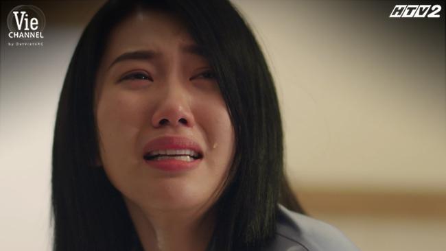 Cây táo nở hoa: Rớt nước mắt cảnh Ngọc tát Châu, nghe em gái kể quá khứ bị mẹ người yêu sỉ nhục cả nhà vô học - Ảnh 6.