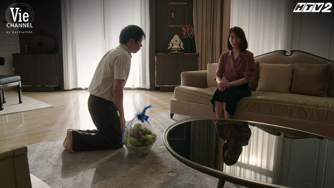 Cây táo nở hoa: Khiến chính thất cắt tay tự tử, Châu bị đuổi việc nhưng ngay lập tức lại có người hỏi cưới - Ảnh 4.