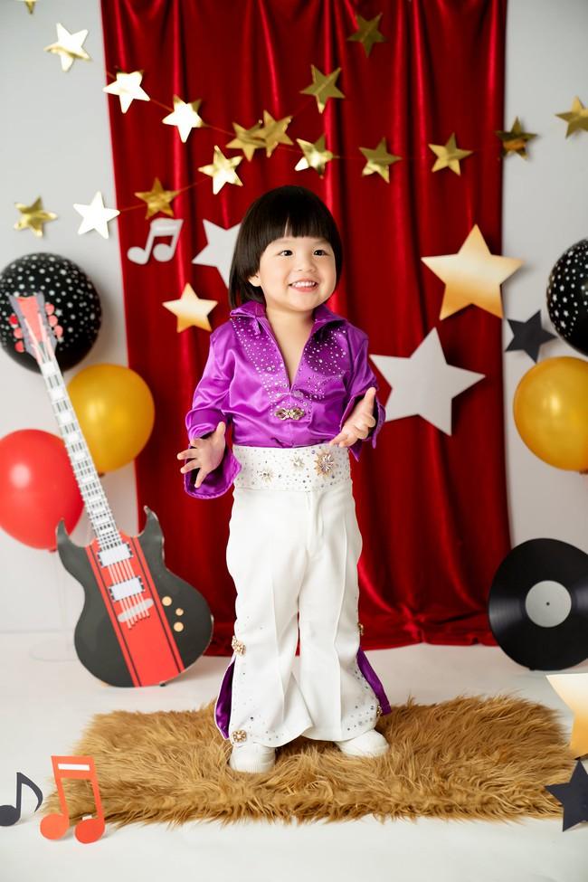 Diễn viên Lê Khánh cho con trai để tóc dài như con gái, ai hỏi giới tính của bé đều đưa ra câu trả lời ngã ngửa - Ảnh 10.