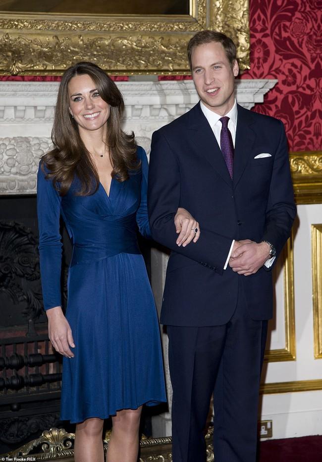 Vợ chồng Công nương Kate tung ảnh mới nhân kỷ niệm ngày cưới: 10 năm tình yêu vẫn vẹn nguyện như thủa ban đầu! - Ảnh 2.