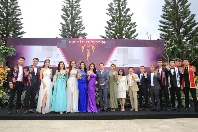 """Miss Earth Vietnam: Hoa hậu Phương Khánh lên đồ chặt chém, Nam Em """"lọt thỏm"""" và nhợt nhạt giữa dàn mỹ nhân - Ảnh 13."""