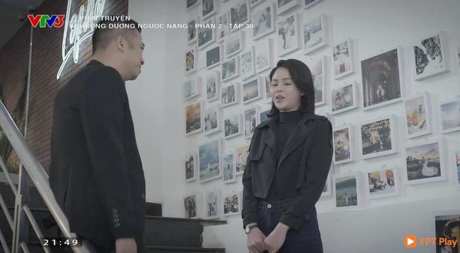 Hướng dương ngược nắng: Ngã ngửa với mối quan hệ giữa ông chủ quán cafe và Minh, thậm chí cả Kiên cũng có dính líu - Ảnh 3.