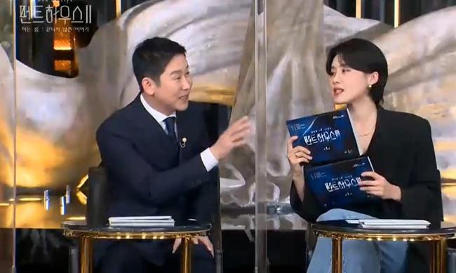 Cuộc chiến thượng lưu tập đặc biệt phần 2: Ju Dan Tae tiết lộ tự bịa phân cảnh hát tìm Oh Yoon Hee, Logan Lee cầu xin biên kịch cho sống lại - Ảnh 9.