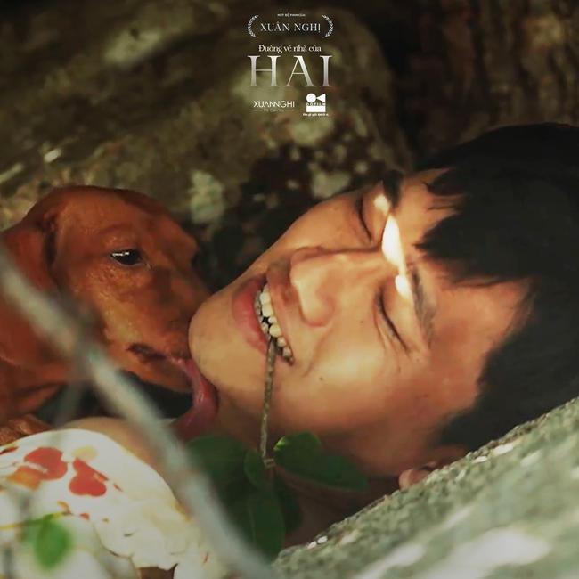 Xuân Nghị chơi lớn đưa cún cưng lên phim - Ảnh 3.