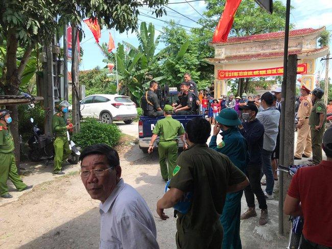 Lời khai ban đầu của nghi phạm nổ súng khiến 2 người tử vong ở Nghệ An - Ảnh 3.