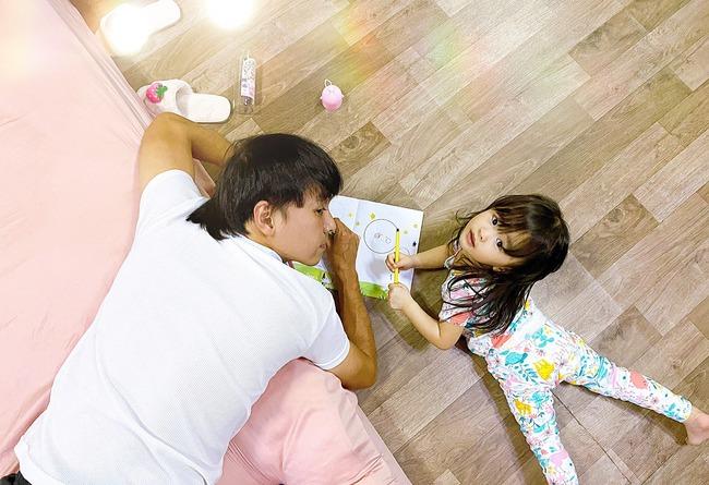 """Tú Vi khoe ảnh con gái tròn 3 tuổi xinh như thiên thần, tiết lộ sẽ cho con học một thứ """"đặc biệt"""" khi vào lớp 1 - Ảnh 3."""