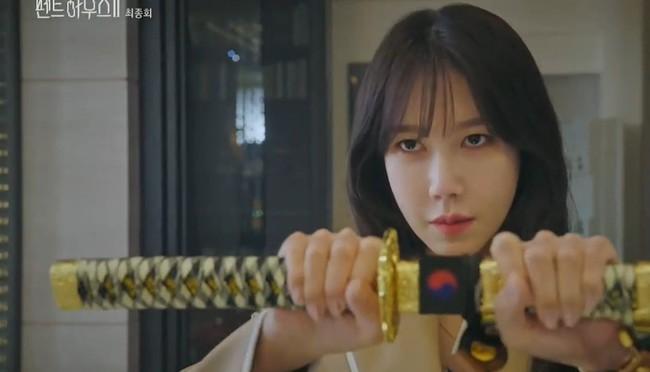 """Cuộc chiến thượng lưu phần 2: Chi tiết """"gây lú"""" cực mạnh, Akeyo vẫn còn sống, sẽ kết hợp với Su Ryeon trả thù Ju Dan Tae? - Ảnh 3."""
