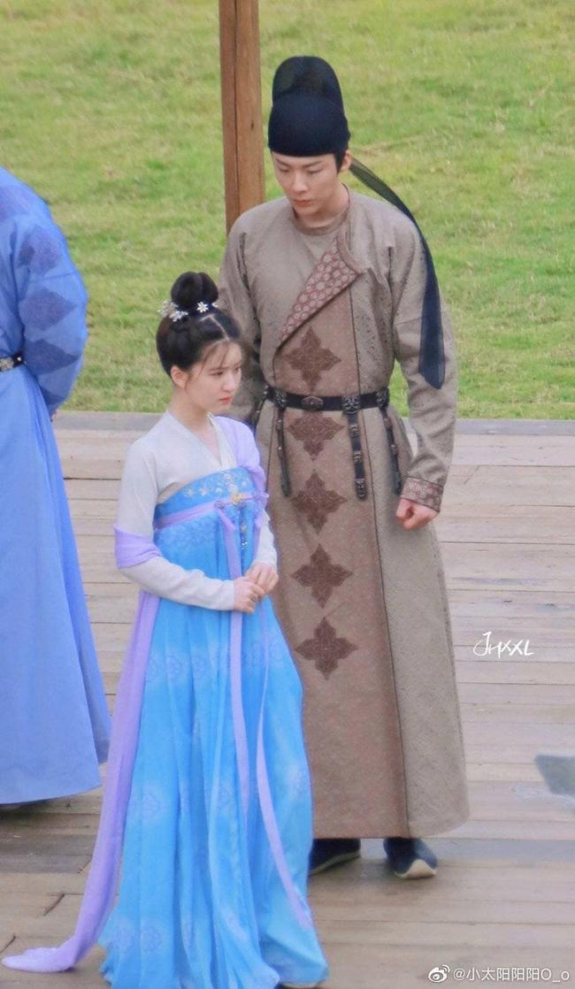 Trường Ca Hành: Hết Địch Lệ Nhiệt Ba đến Triệu Lộ Tư bị chê cười, netizen mắng công chúa mà mặc như người hầu - Ảnh 6.