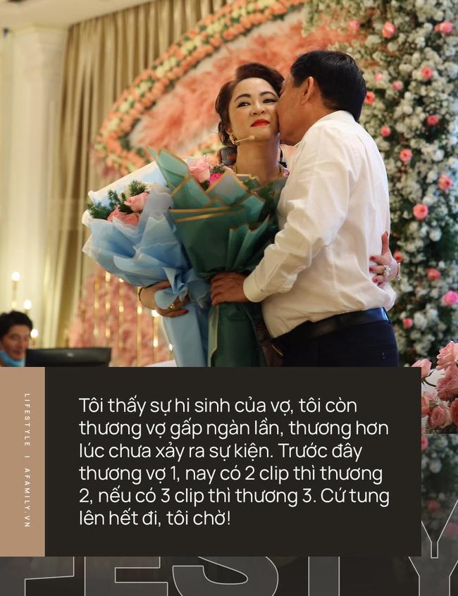 """Dũng """"lò vôi"""" treo thưởng 20 tỷ cho ai tìm ra video clip bằng chứng rửa oan cho bà Phương Hằng, khẳng định tìm mọi cách để lấy lại """"danh dự sống còn"""" của vợ - Ảnh 2."""