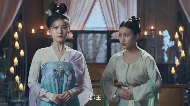 Trường Ca Hành: Hết Địch Lệ Nhiệt Ba đến Triệu Lộ Tư bị chê cười, netizen mắng công chúa mà mặc như người hầu - Ảnh 5.