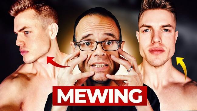 Mewing có thực sự giúp mặt thon hàm gọn và giúp mũi cao, bác sĩ đưa ra câu trả lời đầy đủ nhất  - Ảnh 2.