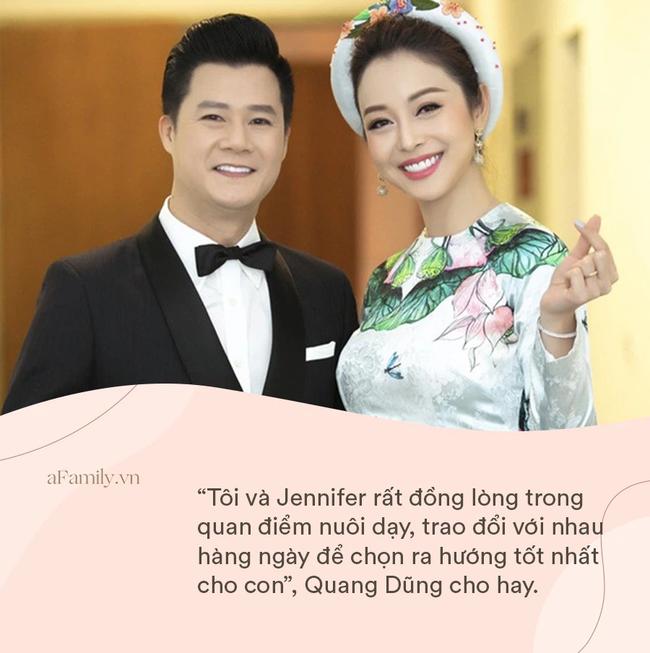 Chỉ 1 động thái nhỏ trên Facebook, Jennifer Phạm và chồng cũ Quang Dũng bỗng được khen ngợi hết lời: Dạy con văn minh quá! - Ảnh 4.