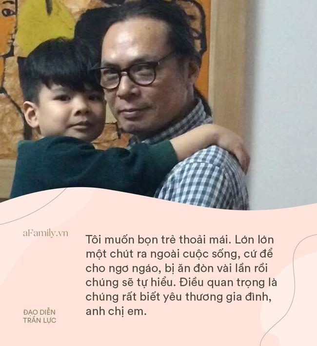 """""""Mầm non giải trí"""" nhà đạo diễn Trần Lực: Tính cách lầy lội còn hơn cả anh trai Trần Bờm, cách được bố dạy lại càng bất ngờ - Ảnh 5."""